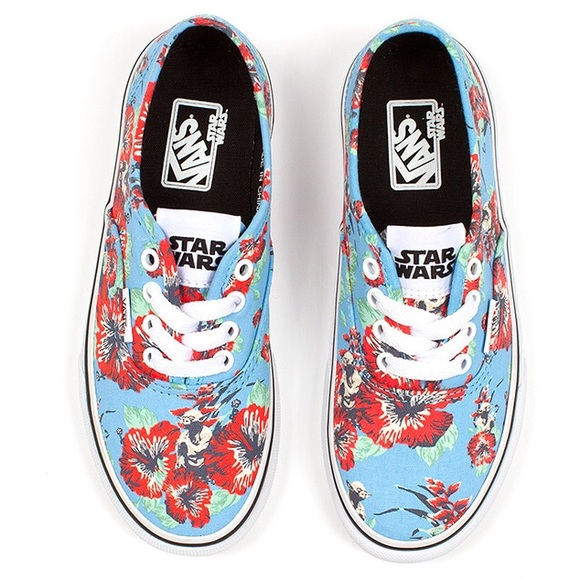 vans star wars shoes